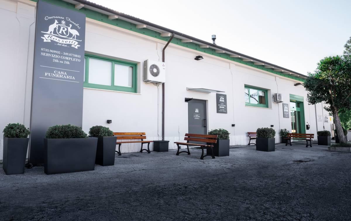 Casa Funeraria - Tolentino Macerata 2