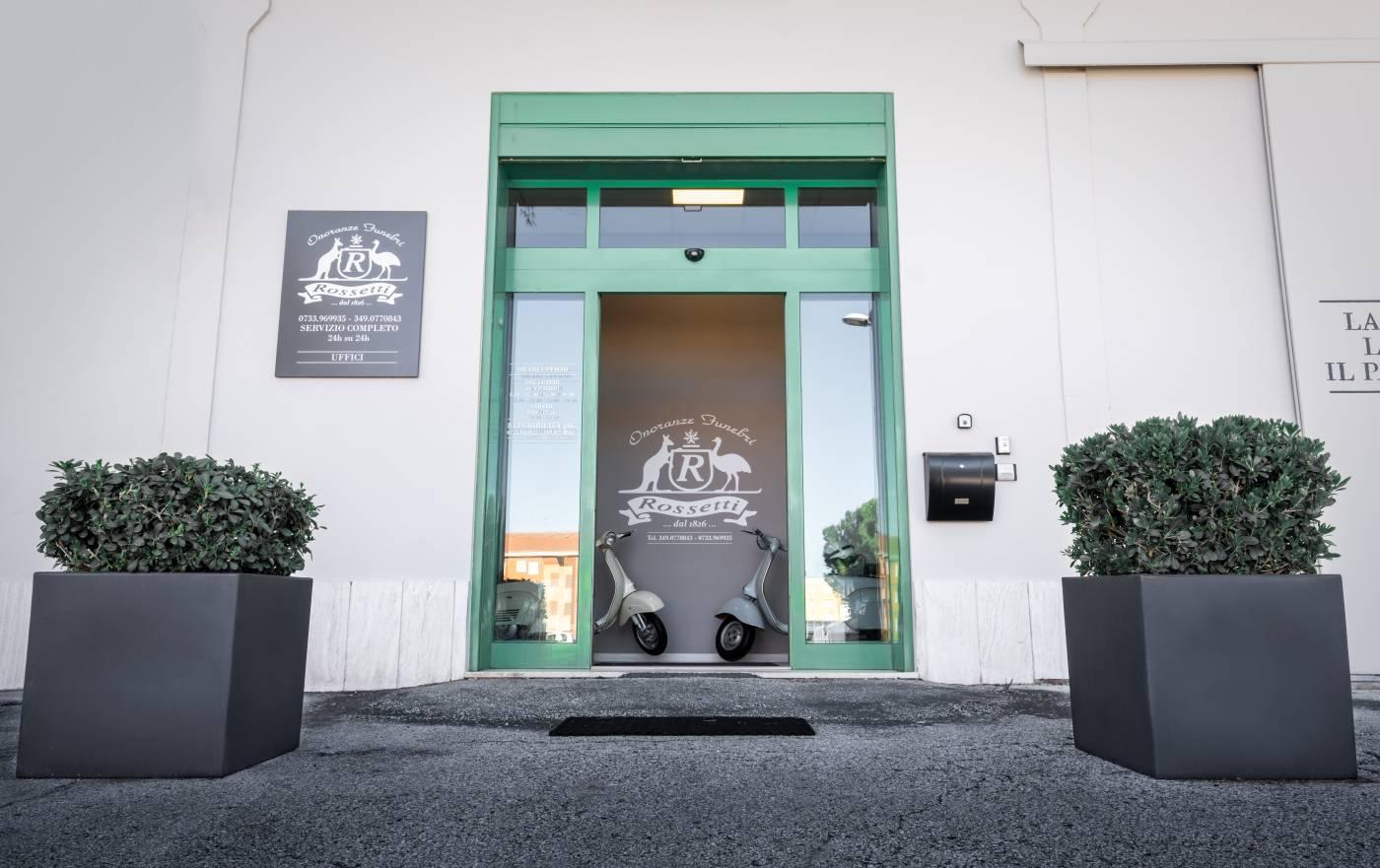 Casa Funeraria - Tolentino Macerata 3
